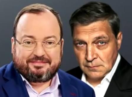 "Станислав Белковский и Александр Невзоров ""Паноптикум"""